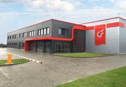 """<p>""""A Göteborg's Food élelmiszaripari gyár elsősorban bevonómasszákat, fondant, krémtöltelékeket, fagylaltmártókat,</p>"""