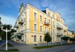Spa & Kur hotel Praha - Františkovy Lázně
