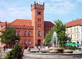 Zabytkowy Gmach Urzędu Miasta
