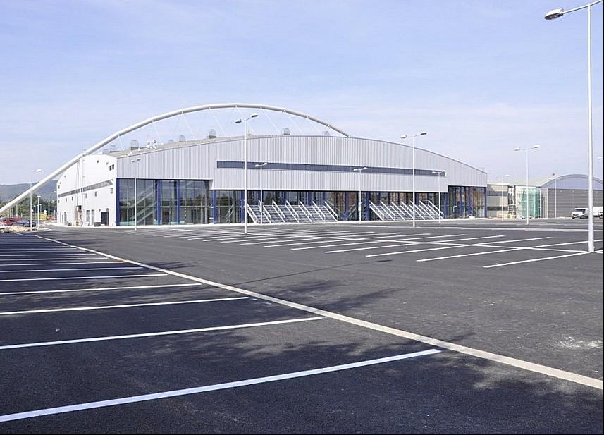 Reference CZ Zimní stadion Chomutov