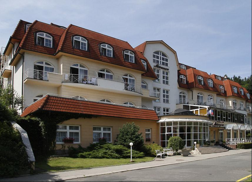 Reference CZ Lázeňské hotely Miramare