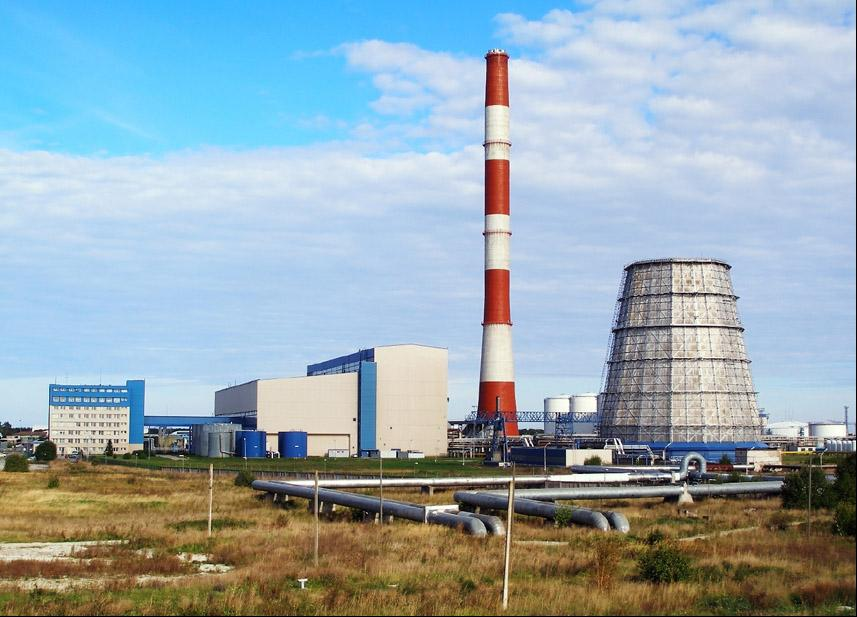 Reference EST IRU power plant