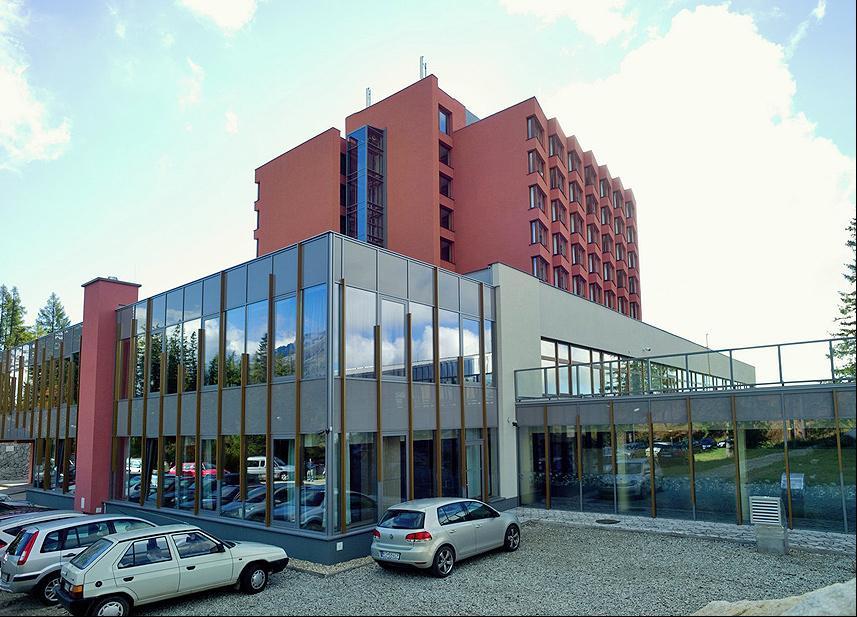 Reference SK Hotel Sorea Trigan Baník