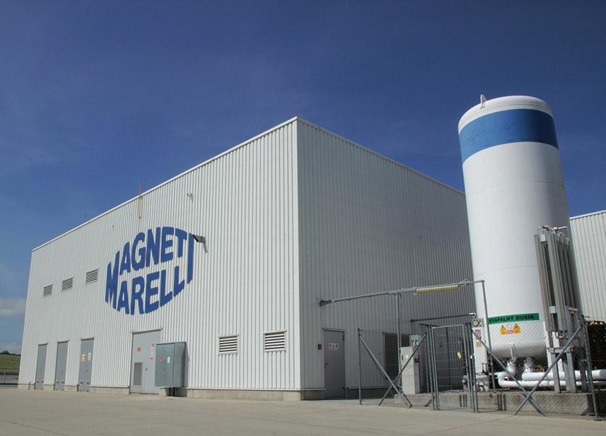 Reference SK Magneti Marelli