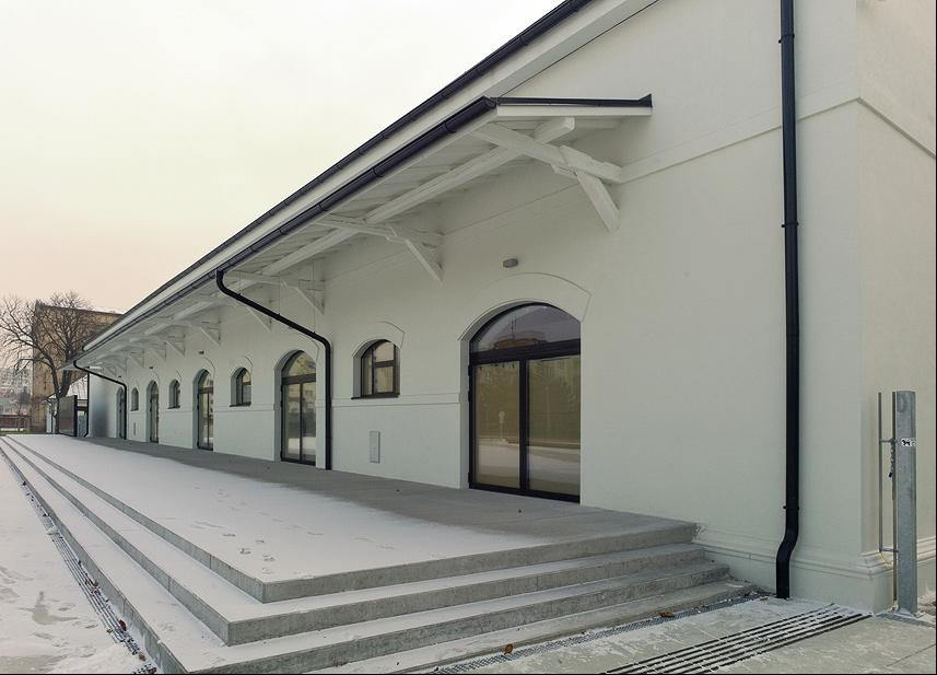 Reference SK Kulturpark Košice
