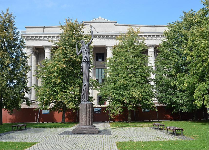 Reference LT Mažvydo biblioteka Vilnius