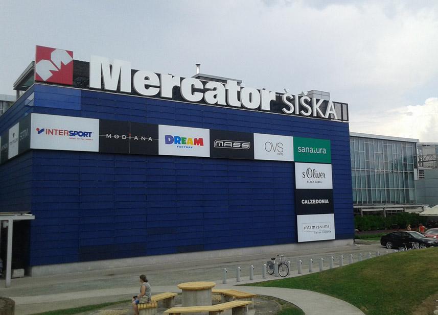 Reference SL Mercator Šiška