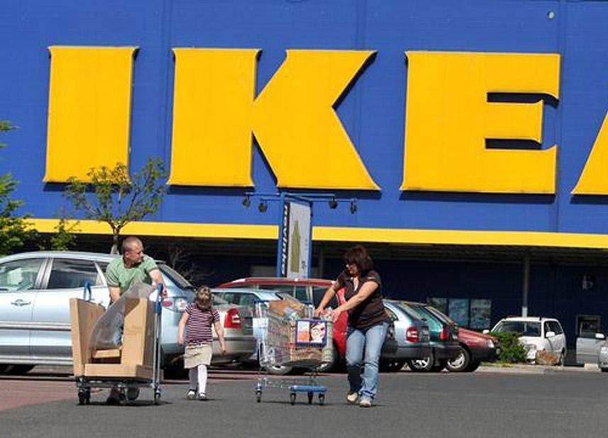 Reference CZ IKEA Ostrava - výdejní sklad