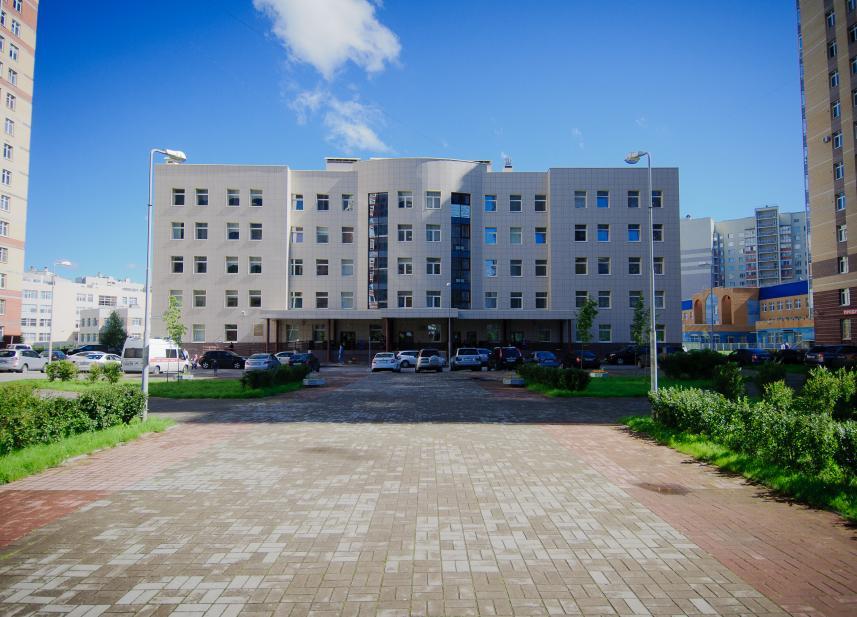 Reference RU Městská klinika Petrohrad