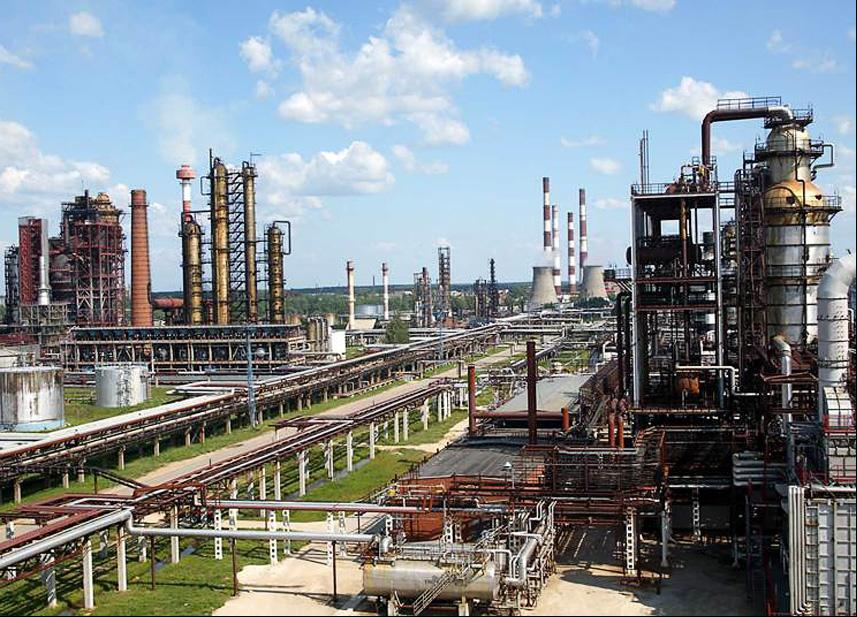 Reference RU Rjazaň - Nafta