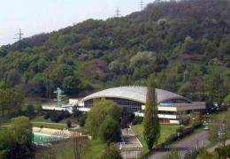 Плавательный комплекс Klíše