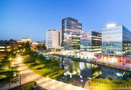 <p>Spielberk Office Centre je prvotřídní adresa kancelářských budov vysokého standardu, která vytváří komunitu pers</p>