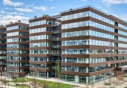 <p>Budova DELTA je nejnovější a také největší přírůstek v areálu BB Centra.</p>