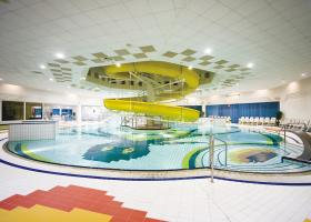 <p>As part of the Teplice Aquacentrum reconstruction, which included a new swimming-pool extension, we delivered Ae</p>