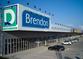 Fachmarktzentrum shopping centre