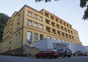 Janáček - lázeňský dům