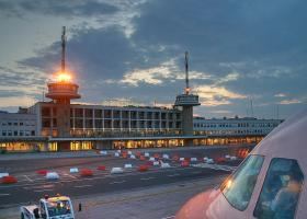<p>Liszt Ferenc Airport is the largest and most important airport in Hungary.</p>