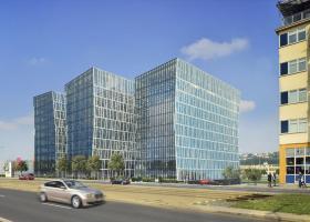 <p>Проект предлагает своим пользователям до 40 500 м2 гибких и современных офисных помещений, чтобы удовлетворить п</p>
