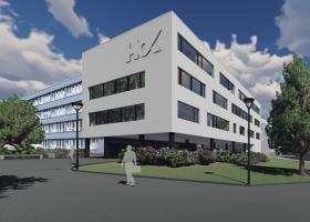 <p>Construction of new premises for outpatient operation of the Hemato-Oncology Clinic of the University Hospital O</p>