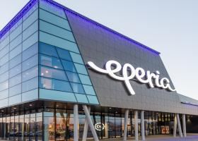 <p>The EPERIA Shopping Mall is a modern two-storey regional shopping centre with a total rental area of 22,000 m2.</p>