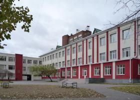 Гимназия №37 по ул. Первомайская