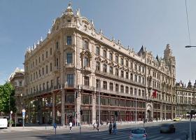 <p>The Matild Palace Hotel perfectly embodies the concept of elegance in Hungary.</p>