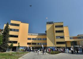 <p>In the hospital in Frýdek-Místek, founded by the Moravian-Silesian Region, a new modern five-storey pavilion of </p>
