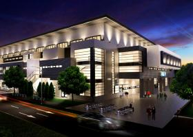<p>The Olympic swimming complex with an investment of EUR 24 million, built for almost ten years, includes 3 buildi</p>
