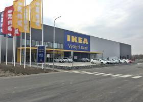 IKEA Ostrava - výdejní sklad