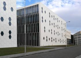 <p>For the newly built National Centre of Physical and Technological Sciences at Vilnius University with a total ar</p>