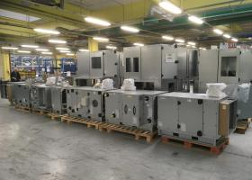 <p>Our delivery for the clean areas of the pharmaceutical company of OBL Pharm consisted of 56 air-handling units w</p>