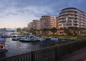 <p>A lakóépület Szentpétervár legrangosabb és elit környéken a Kresztovskij szigeten található.</p>