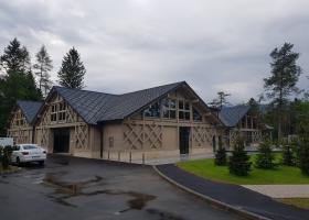 <p>Víceúčelové středisko Šobec jsme vybavili větráním prostorů restaurace, pokojů, konferenční místnosti a obchodu </p>