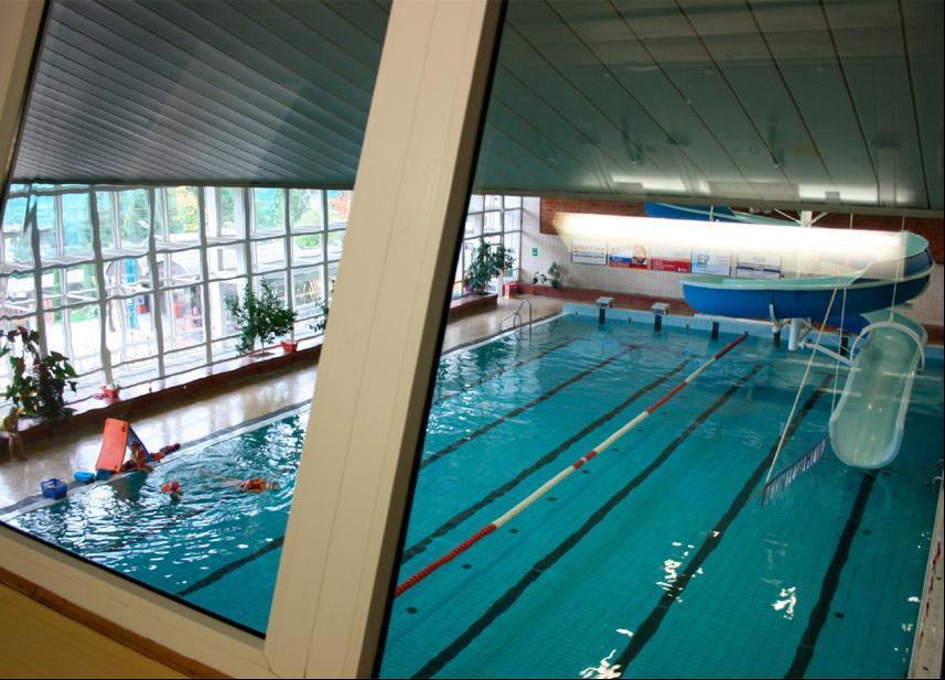 Reference CZ Krytý bazén