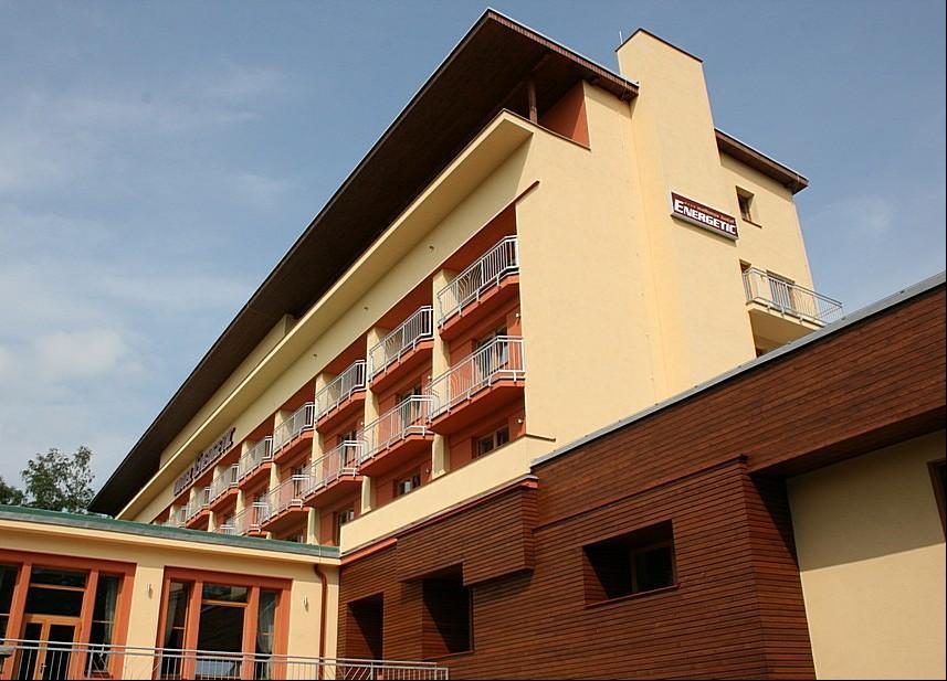 Reference CZ Hotel Energetik