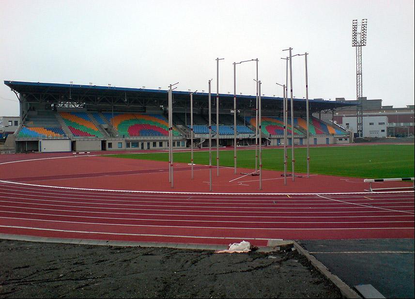 Reference CZ Městský stadion Vítkovice