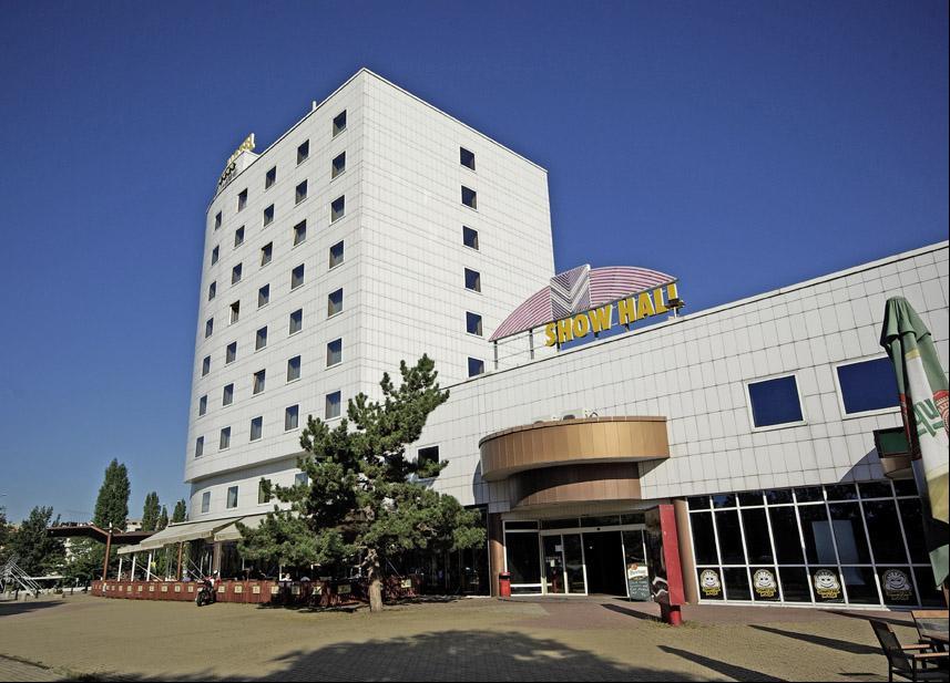 Reference CZ Hotel BobbyCentrum