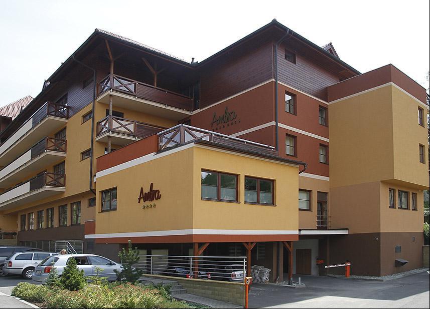 Reference CZ Rezidence Ambra