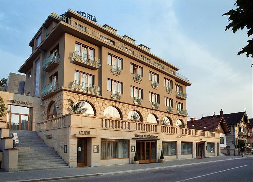 Reference CZ Hotel Alexandria