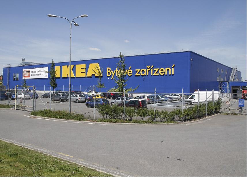 Reference CZ IKEA Ostrava