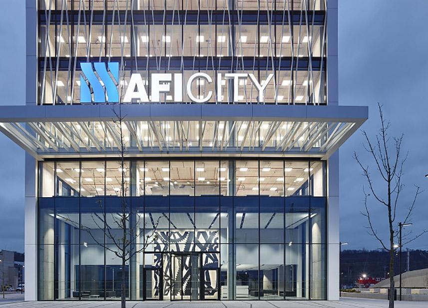 Reference 2021 - AFI City Kolbenova