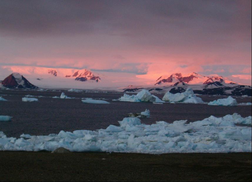 Reference Antarktida