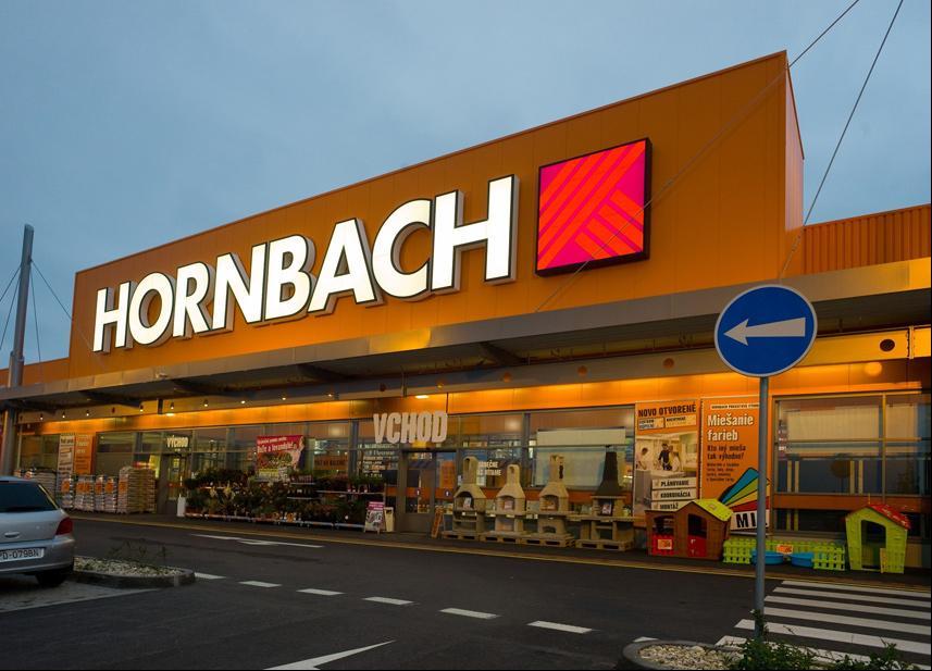 Reference SK Hornbach Bratislava