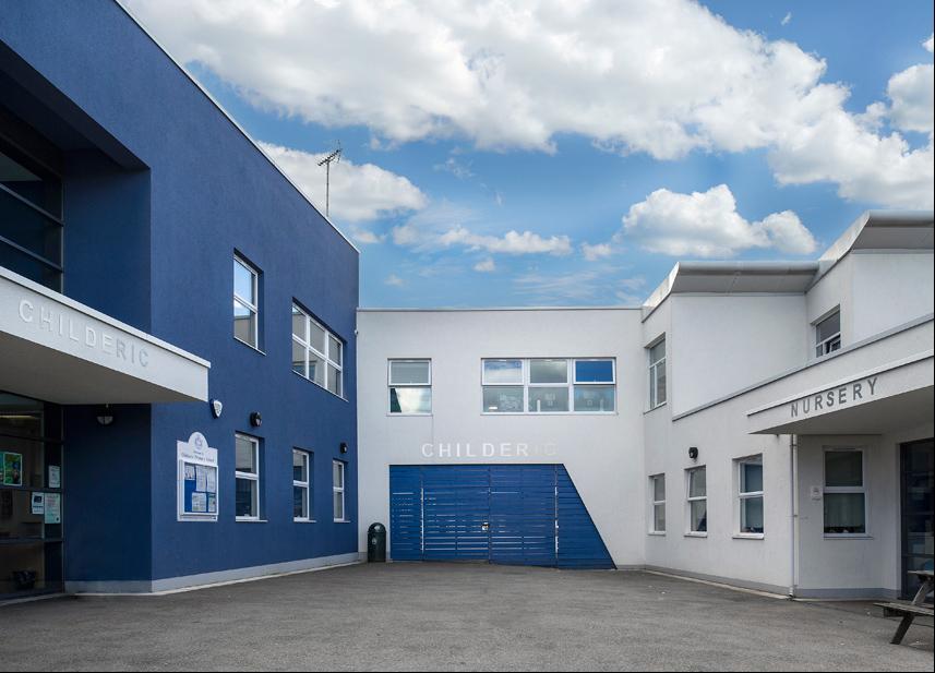 Reference UK Childeric School
