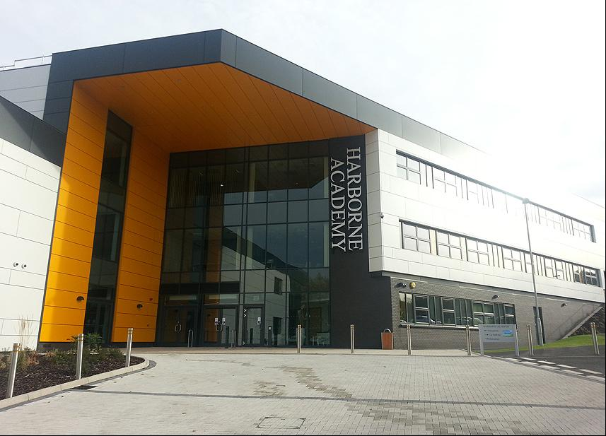 Reference EN Harborne academy