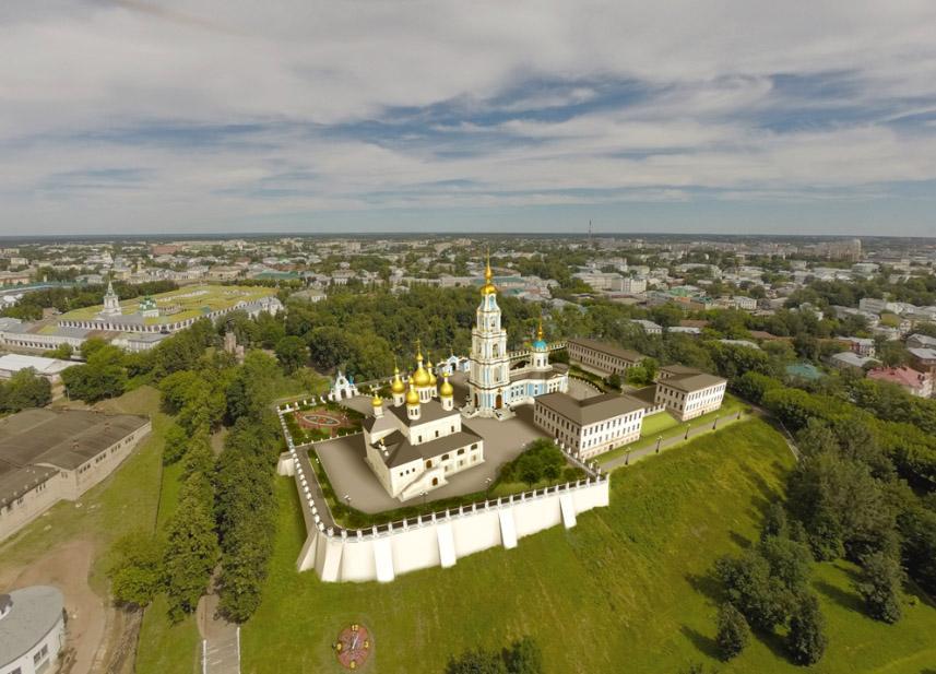 Reference 2019 Kreml Kostroma