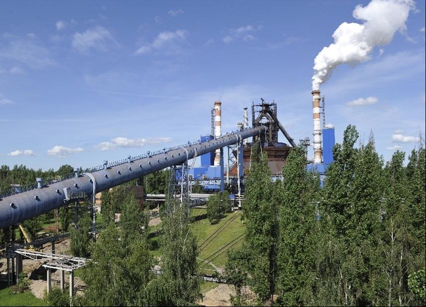 Reference RU Lipeck - Metalurgický kombinát