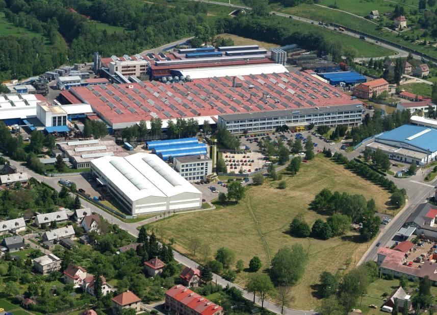 Reference CZ Magna Liberec