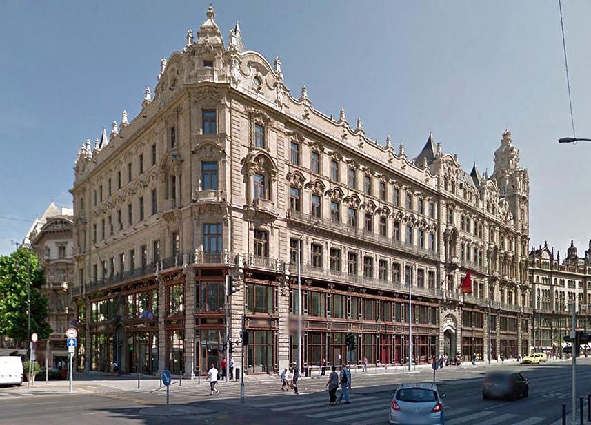 Matild Palace Hotel