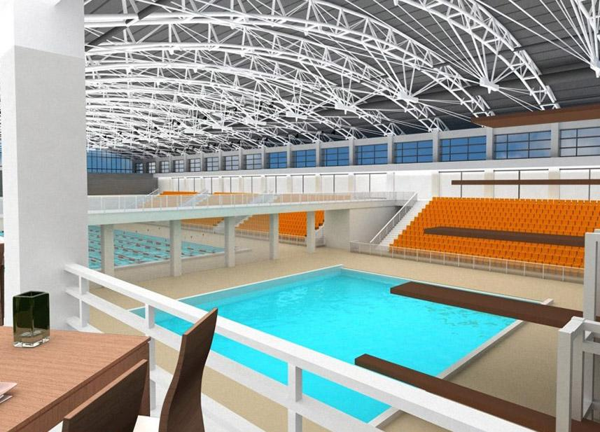 Reference 2019  Otopeni Swimming Complex
